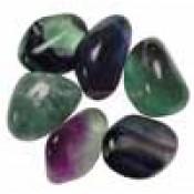 Fluorite Tumblestones