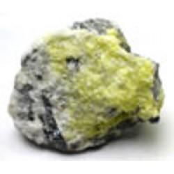 Natural Sulphur Crystals